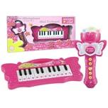 Bontempi Igirl Keyboard Karaoke Mikrofon