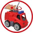 BIG Power Worker Mini Feuerwehr 155 cm