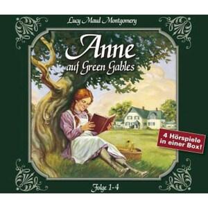 Anne auf Green Gables Folge 1-4 4 Audio-CDs