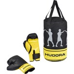 Hudora Boxsackset Champion gelb 4kg