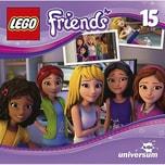 LEGO CD Friends 15 Das verschwundene Haus