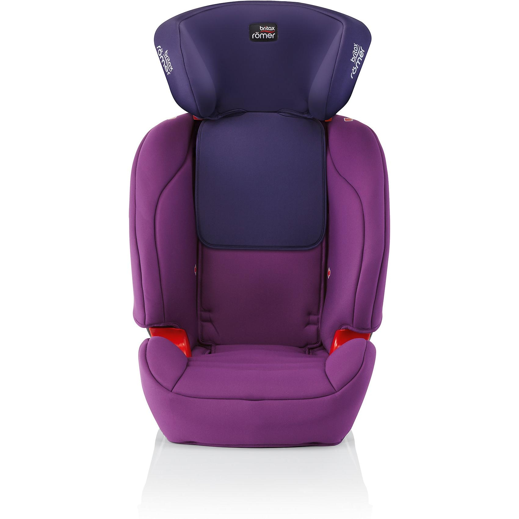 Britax Römer Auto-Kindersitz Evolva 1-2-3 SL SICT Flame Red 2018