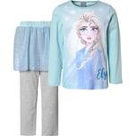 Disney die Eiskönigin Schlafanzug mit Tüllrock für Mädchen