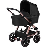 ABC Design Kombi Kinderwagen Viper 4 Diamond rose gold