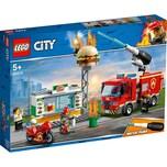 LEGO 60214 City Feuerwehreinsatz Im Burger-Restaurant