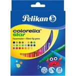 Pelikan Fasermaler Colorella Star 24 Farben