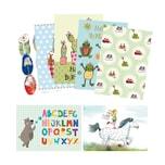 Grätz Verlag Kinderpostkarten 7 Stück