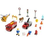 Dickie Toys Feuerwehrmann Sam Theme Set