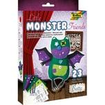 Folia Filz-Bastelset Little Monster Friends Batty