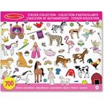 Melissa & Doug Stickersammlung - Prinzessin Tiere Teeparty und mehr