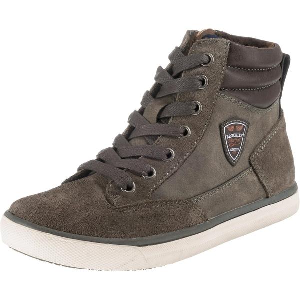 Indigo Sneakers High für Jungen Gefüttert
