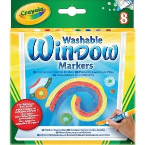 Crayola Fenstermalstifte 8 Farben
