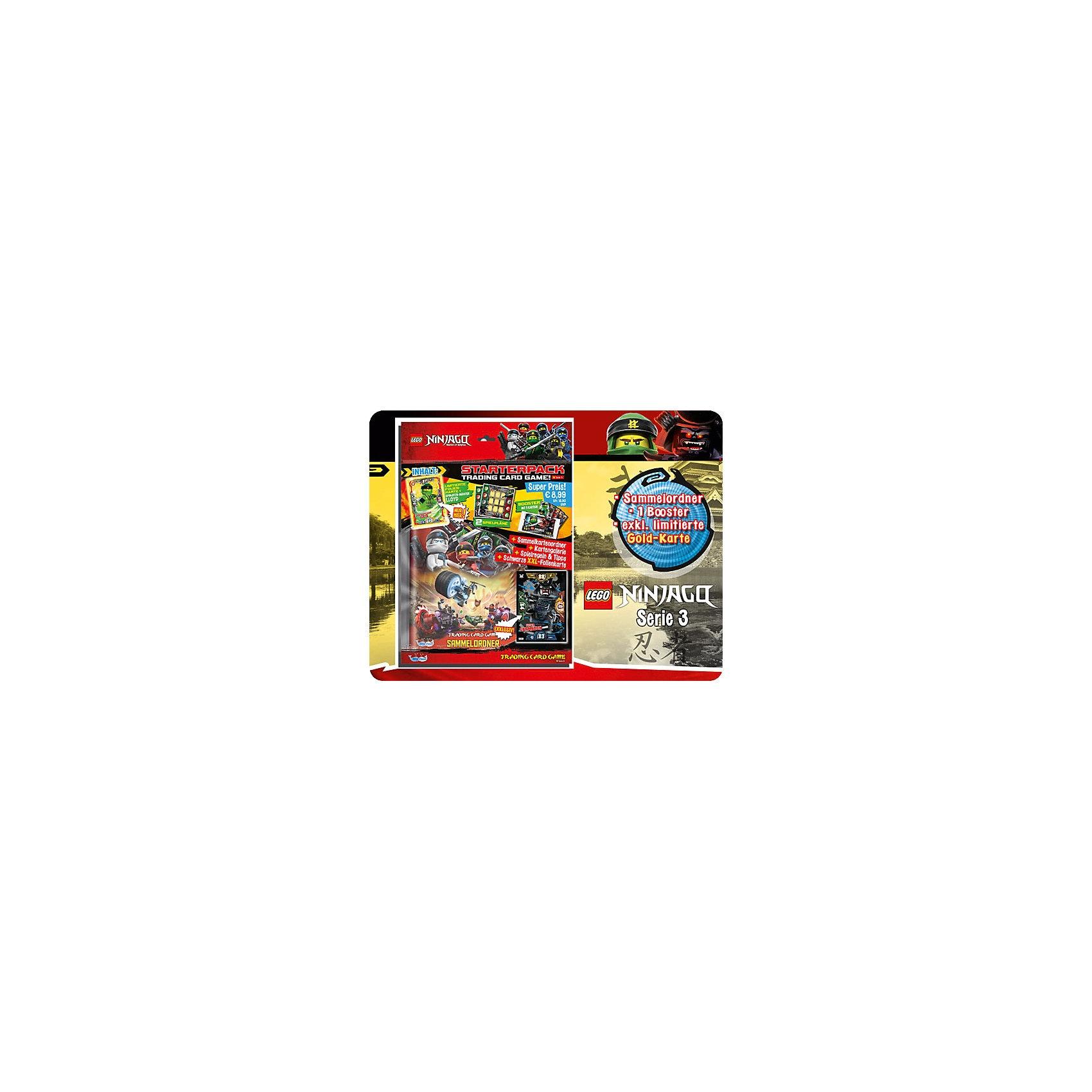 Top Media Lego Ninjago Serie III Starter Pack