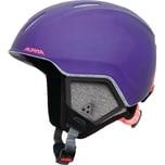 Alpina Skihelm Carat XT royal-purple matt 54-58