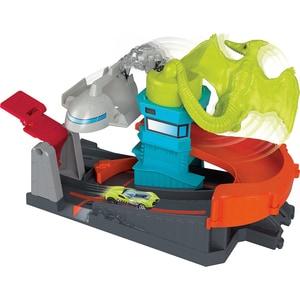 Mattel Hot Wheels City Flugsaurier-Attacke