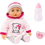 BAYER First Words Baby 38 cm rosa
