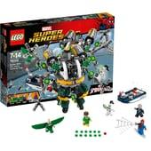 Lego 76059 Super Heroes Spider-Man Doc Ocks Tentake..