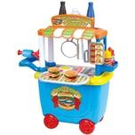 Playgo Ggourmet Burger Cart - 36 tlg.