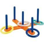Écoiffier Wurfspiel mit 4 Ringen
