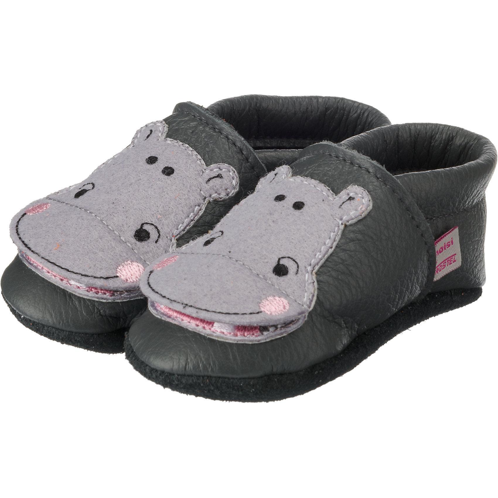 Trostel Krabbelschuhe für Mädchen Hippo