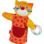 Haba Klang-Handpuppe Musikant Katze