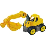 BIG POWER WORKER Mini Bagger 23 cm