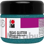 Marabu Vegas Glitter Aquablau Glitter 225 ml