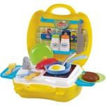 Playgo Spielküche zum Mitnehmen 22 Teile