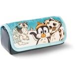 Nici Schlampermäppchen Pinguin Peppi Eule Aurina unbefüllt