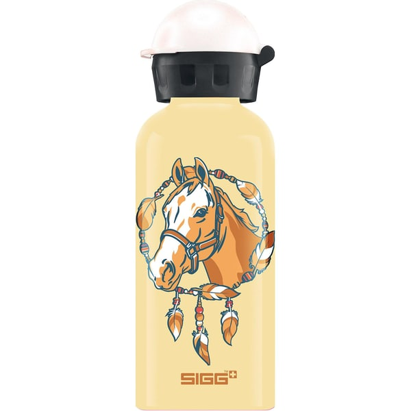 Sigg Alu-Trinkflasche Horse 400 ml