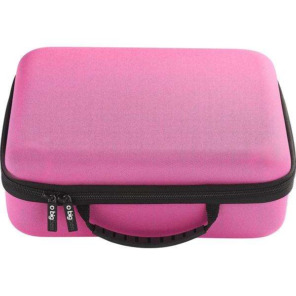 bigben Nintendo Switch Storage case pink
