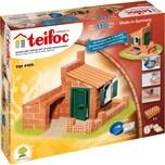 Teifoc Steinbaukasten Haus