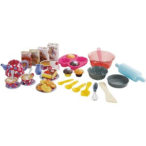 Playgo Back Dessert Set - 39- teilig