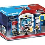 "PLAYMOBIL® PLAYMOBIL® 70306 Spielbox ""In der Polizeistation"""
