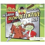 CD Die große Olchi-Detektive-Box 4 CDs