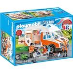 PLAYMOBIL® PLAYMOBIL® 70049 Rettungswagen mit Licht und Sound