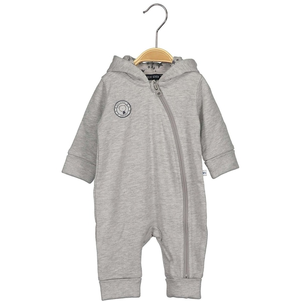 Blue Seven Baby Overall