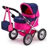BAYER Puppenwagen Trendy pinkblau