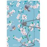 herlitz ArchivmappeFächermappe für A4 Ladylike Birds 12 Fächer