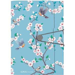 Herlitz Fächermappe Ladylike Birds 12 Fächer