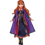 Hasbro Disney Die Eiskönigin 2 Singende Anna