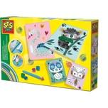 SES Creative 3D Quilling - Aufkleberkarten