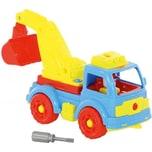 Polesie Konstruktionsfahrzeug Bau dir deinen Kranwagen