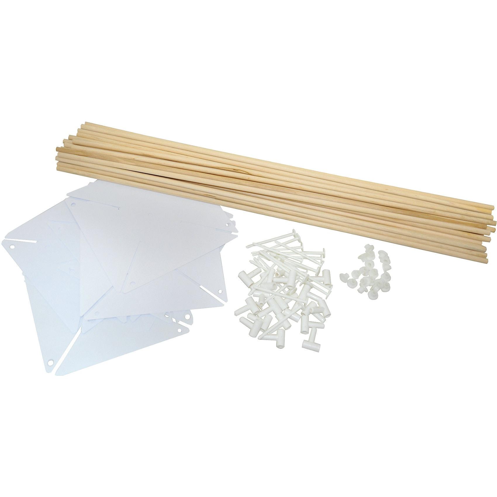 Playbox Bastelset Windmühlen 20 Stück