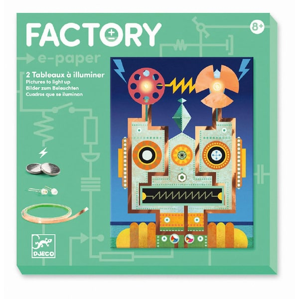 Djeco Factory Cyborgs