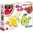 Clementoni My frist Puzzles 2345 Teile - Früchte