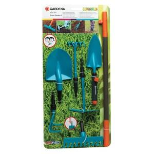 Gardena Gartenwerkzeug Set 7-teilig