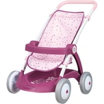 Smoby Baby Nurse Puppenwagen rosa