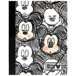 Gummizugmappezeichenmappe A4 Mickey Mouse Oh