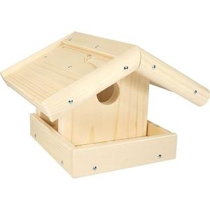 Nemmer Holz-Bausatz Vogelhaus